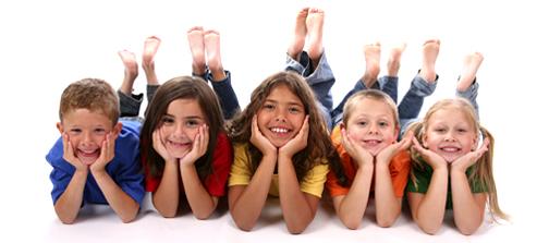 Image result for foto van blije syrische kinderen